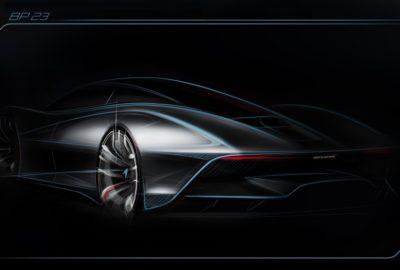 "Szkic ""hypercara"" od McLarena"