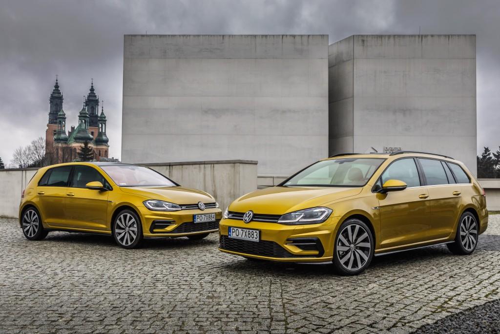 Volkswagen Golf FL (2017) debiutuje w polskich salonach
