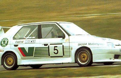 25 lat Skody Favorit RS 1600 H