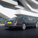 Bentley Mulsanne Hallmark Series by Mulliner (2017)