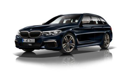 BMW M550d xDrive (2017)