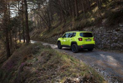 Debiut Jeep'a Renegade w wersji Upland (2017)