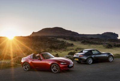 """""""Drive Together"""" - nowa kampania reklamowa Mazdy"""