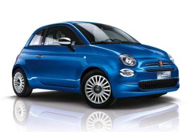 Fiat 500 Mirror (2017)