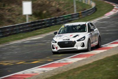 Hyundai i30 N wystąpi w 24-godzinnym wyścigu na Nurburgringu