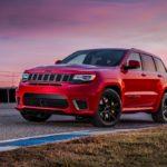 Jeep Grand Cherokee Trackhawk (2018)