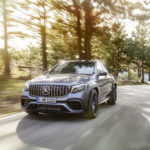 Mercedes-AMG GLC 63 4MATIC+ (2017)
