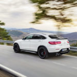 Mercedes-AMG GLC Coupe 63 4MATIC+ (2017)