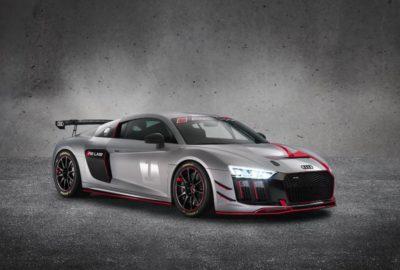 Nowe Audi R8 GT4 (2017)
