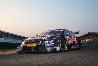Nowe BMW M4 DTM (2017)