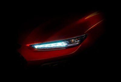 Zapowiedź Hyundai'a Kona