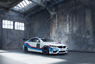 BMW M4 GT4 (2017)