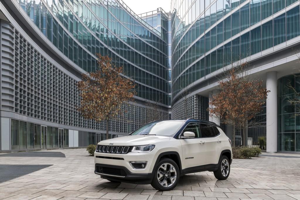 Cennik nowego Jeep'a Compassa w Polsce