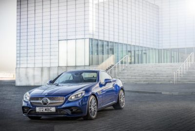 Nowy Mercedes SLC 180 AMG Line