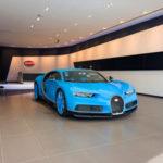 Nowy salon Bugatti w Dubaju