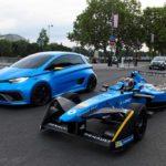 Paris e-Prix 2017