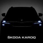 Pierwsze zdjęcia nowej Skody Karoq