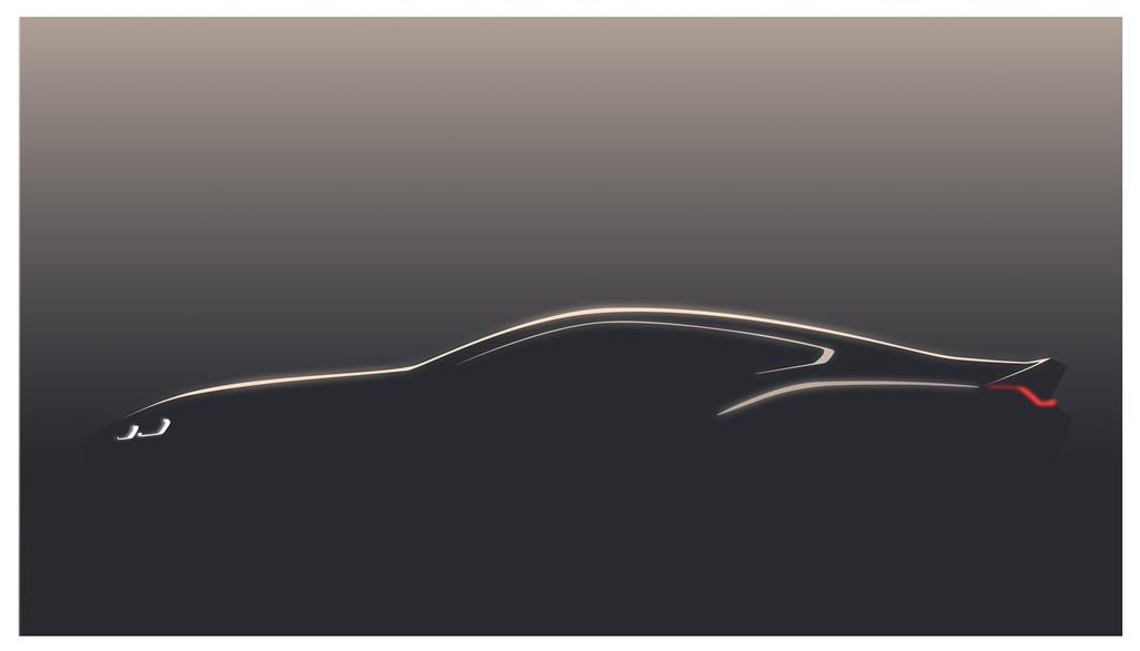 Pierwszy teaser BMW serii 8
