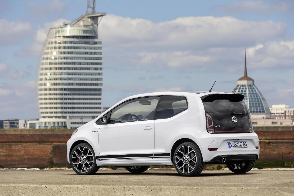 Volkswagen up! GTI Concept (2017)