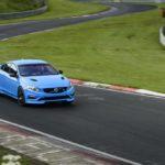Volvo S60 Polestar z nieaktualnym rekordem na Nurburgringu
