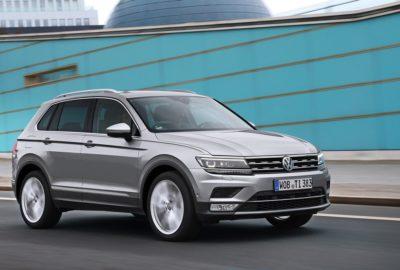 Wersja City i Tour w gamie Volkswagena Tiguana