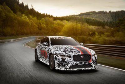 Zapowiedź Jaguara XE SV Project 8