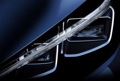 Zapowiedź nowego Nissana Leaf