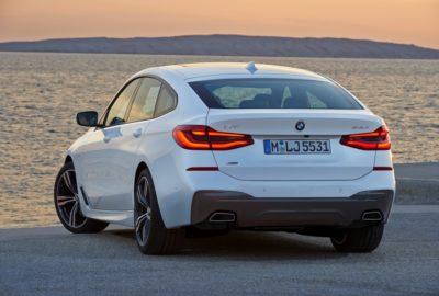 BMW serii 6 GT (2017)