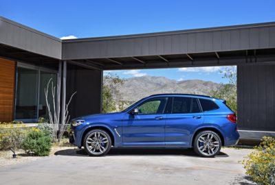Nowe BMW X3 (2017)