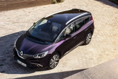 Renault Grand Scenic Initiale Paris (2017)