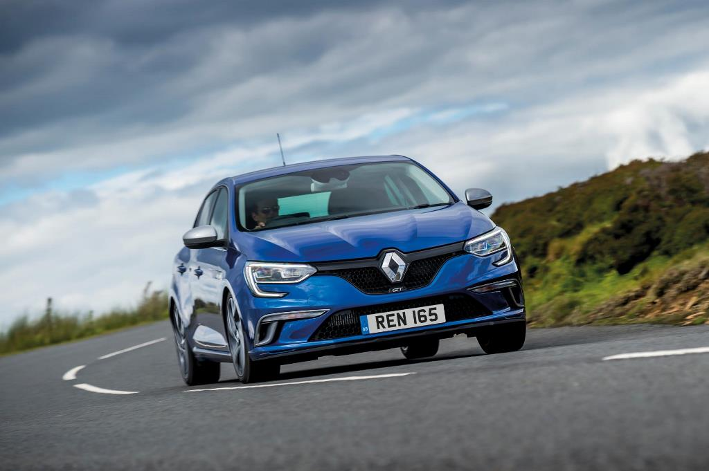 Renault Megane GT z dieslem (2017)