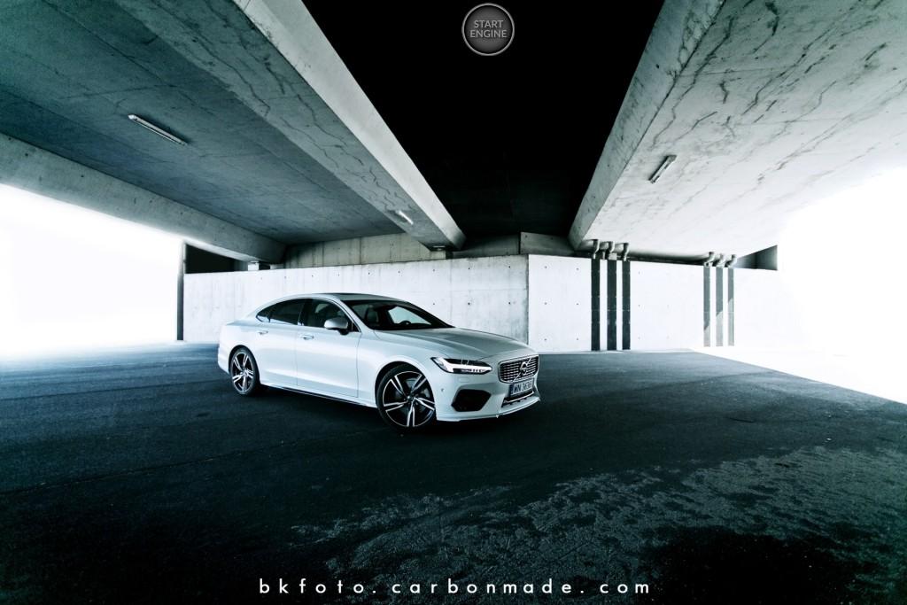 Volvo S90 T6 R-Design Polestar