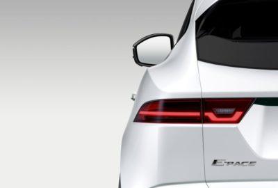 Zapowiedź Jaguara E-Pace