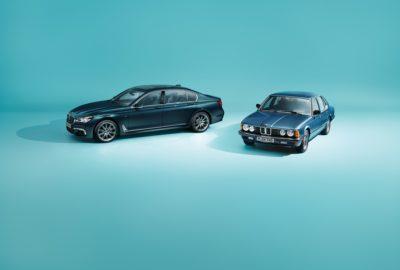 BMW serii 7 Edition 40 Jahre (2017)