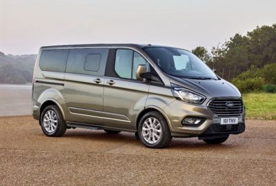 Ford Transit Tourneo Custom FL (2017)