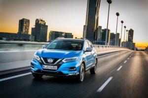 Gama i ceny Nissana Qashqai w Polsce