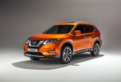 Gama i ceny Nissana X-Trail (2017)