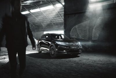 Honda HR-V Black Edition (2017)