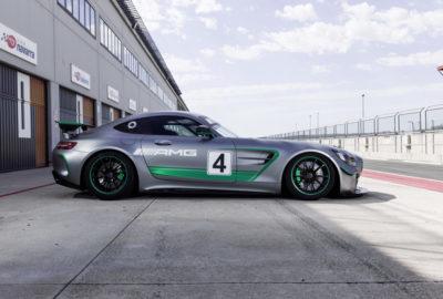 Mercedes-AMG GT4 (2017)