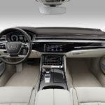 Nowe Audi A8L (2018)