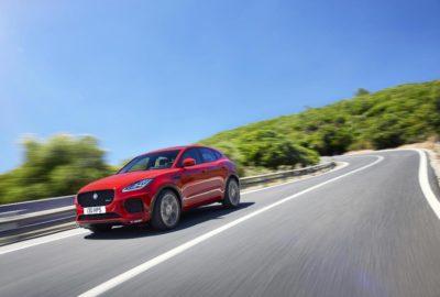 Nowy Jaguar E-Pace (2017)