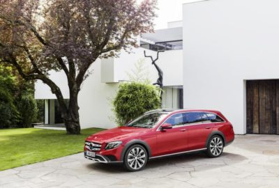 Recenzja Mercedesa E 220d All-Terrain