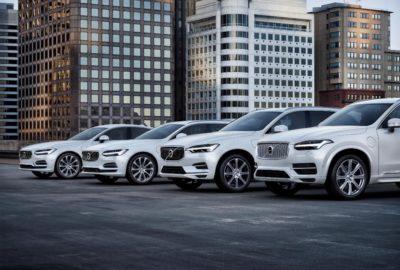 Silnik elektryczny w każdym Volvo po 2019 roku