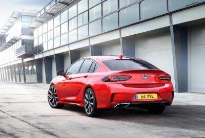 Vauxhall Insignia GSi (2017)