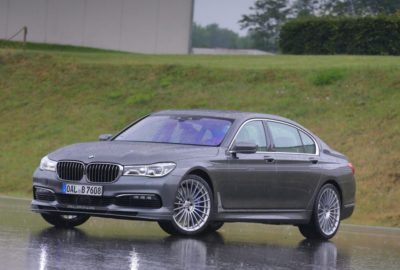 Alpina B7 Bi-Turbo (2017)
