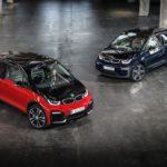 BMW i3 FL oraz i3s (2017)