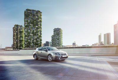 Lexus CT 200h (2017)