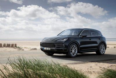 Nowe Porsche Cayenne (2017)