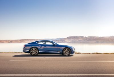 Nowy Bentley Continental GT (2018)