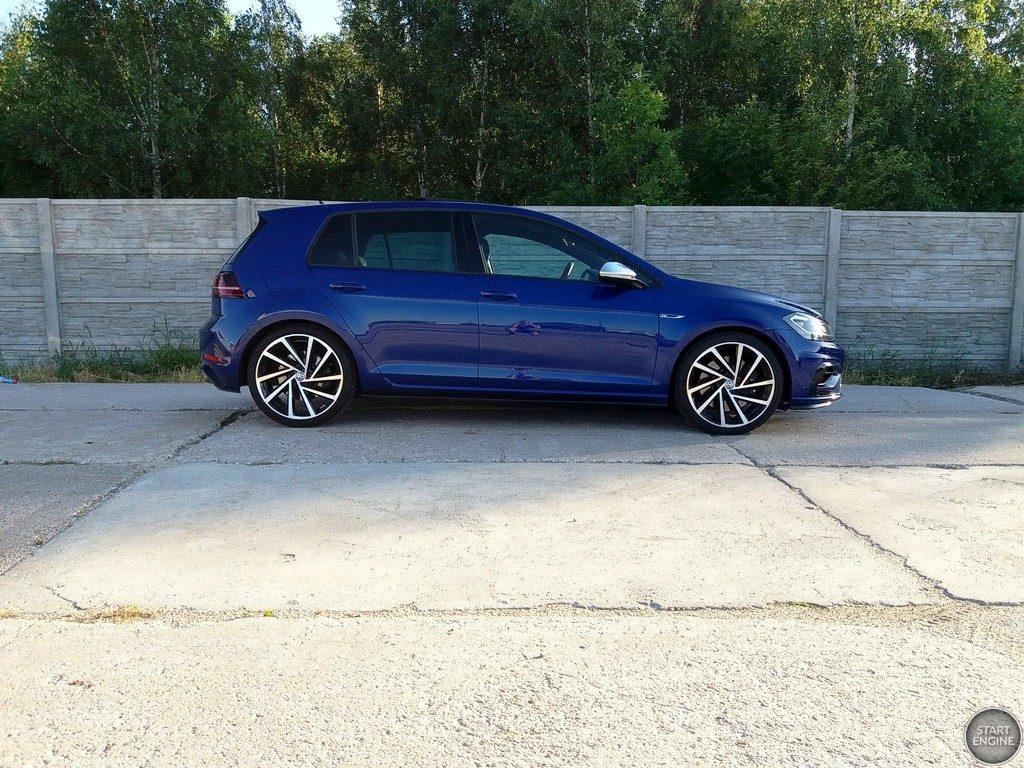 Recenzja Volkswagena Golfa R FL (2017)